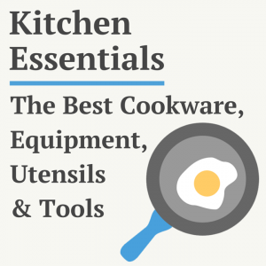 Kitchen Essentials List: 71 Of The Best Kitchen Cookware, Utensils, Tools U0026  More