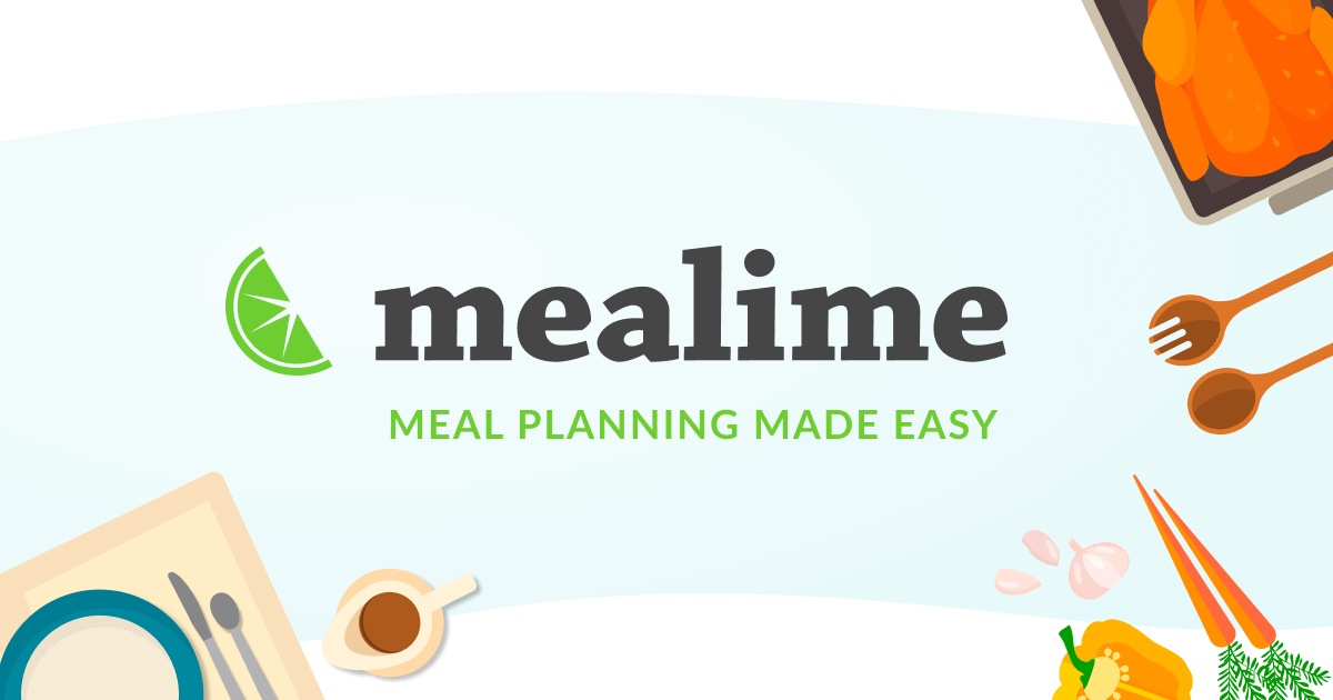 Mealime - Meal Planning App for Healthy Eating